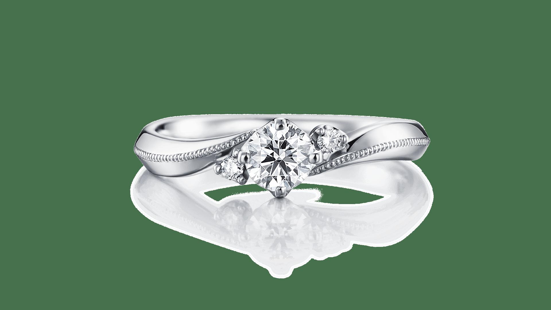 procyon プロキオン | 婚約指輪サムネイル 1
