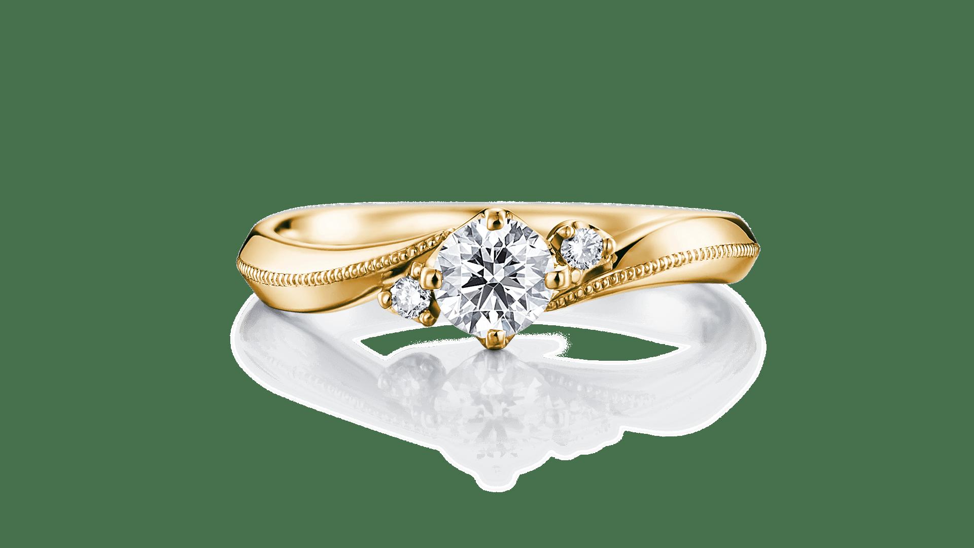 procyon プロキオン   婚約指輪サムネイル 1
