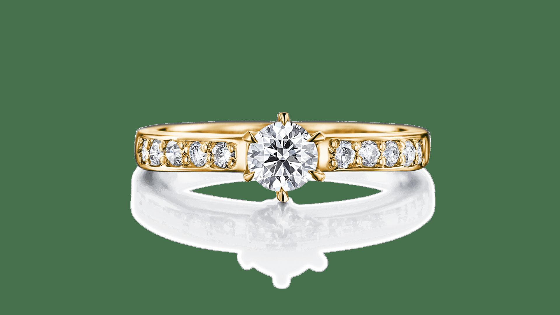 schadar シャドル | 婚約指輪サムネイル 1