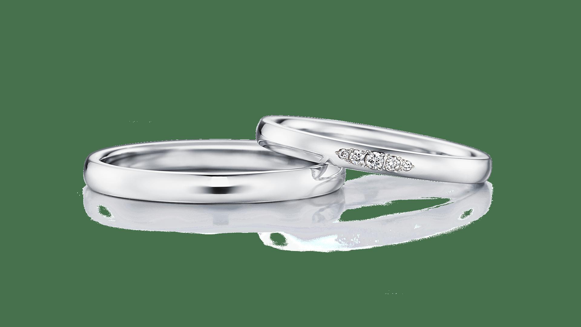 juno ユノー | 結婚指輪サムネイル 1