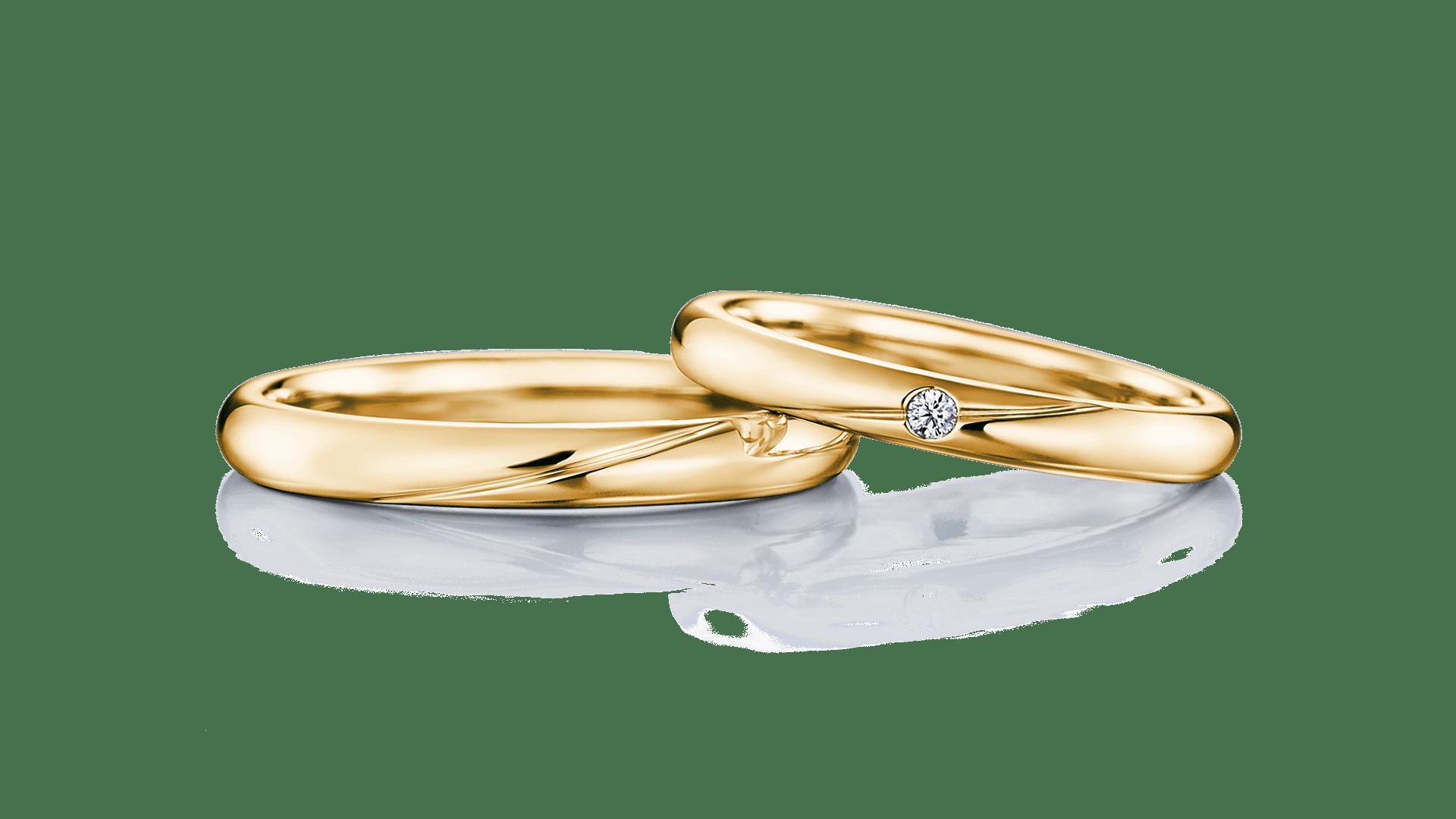 horus ホルス | 結婚指輪サムネイル 1