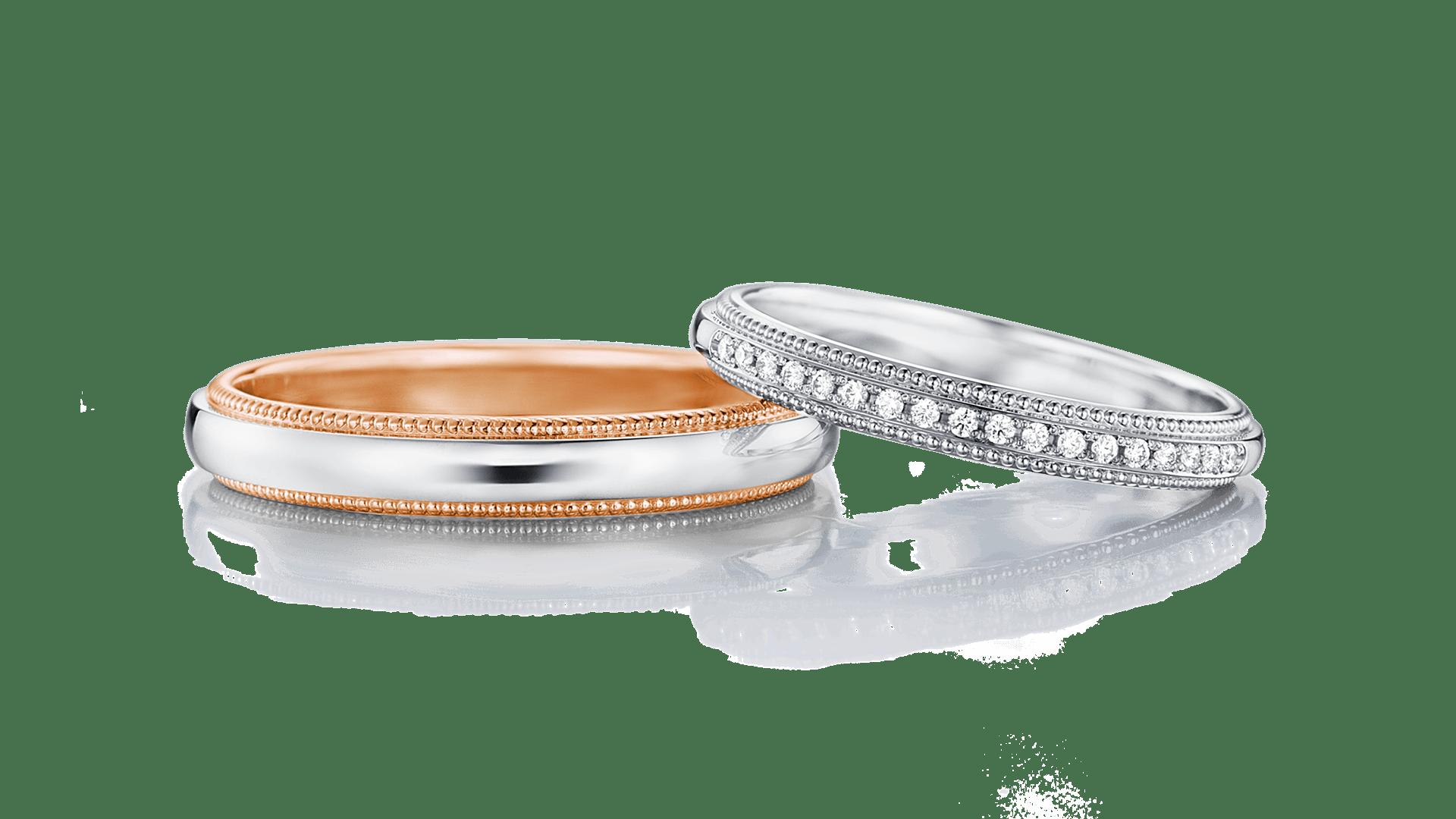 helios DR18 ヘリオスDR18 | 結婚指輪サムネイル 1