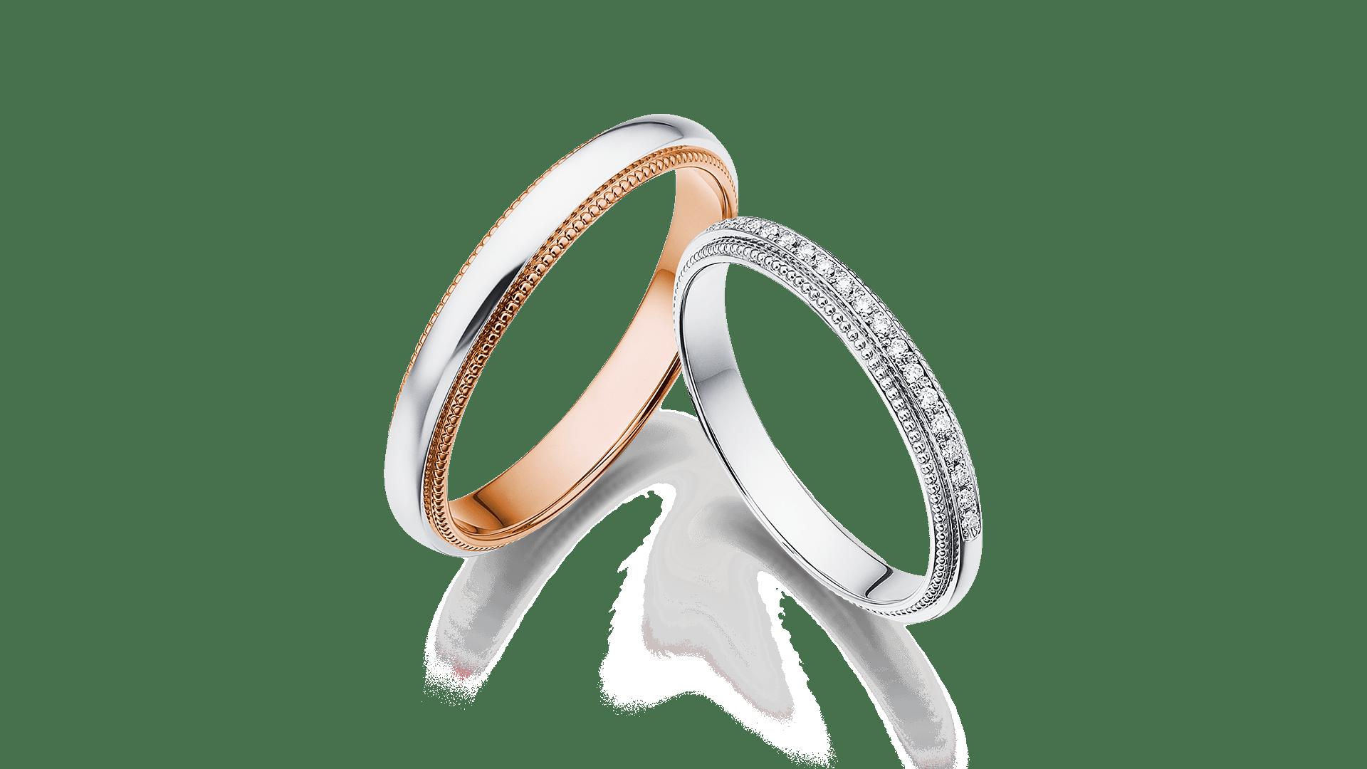 helios DR18 ヘリオスDR18 | 結婚指輪サムネイル 2