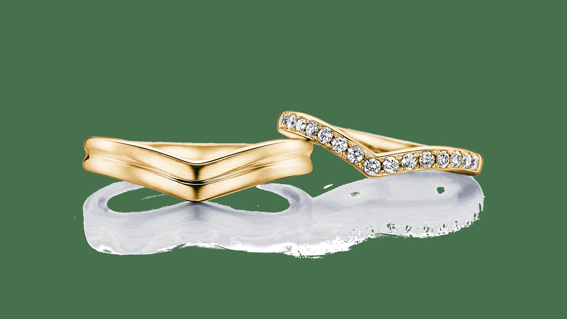 hatur ハトゥール | 結婚指輪サムネイル 1