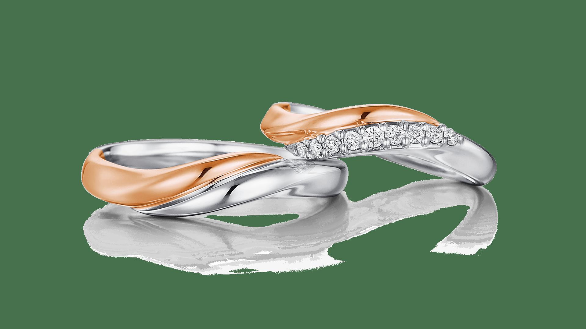 aurora オーロラ | 結婚指輪サムネイル 1
