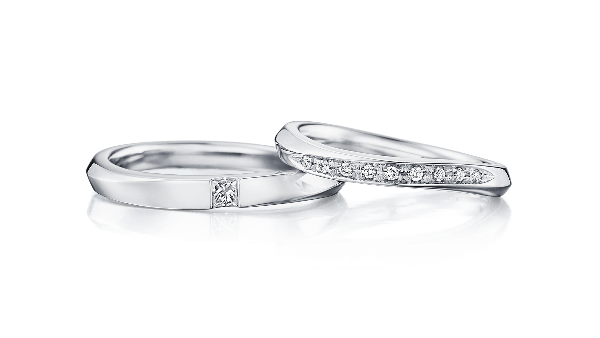 aeros エアロス | 結婚指輪サムネイル 1