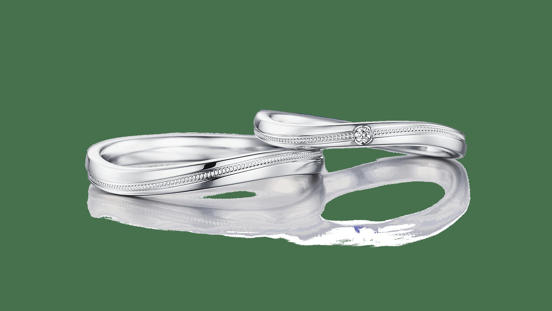 amphitrite アンフィトリテ | 結婚指輪サムネイル 1
