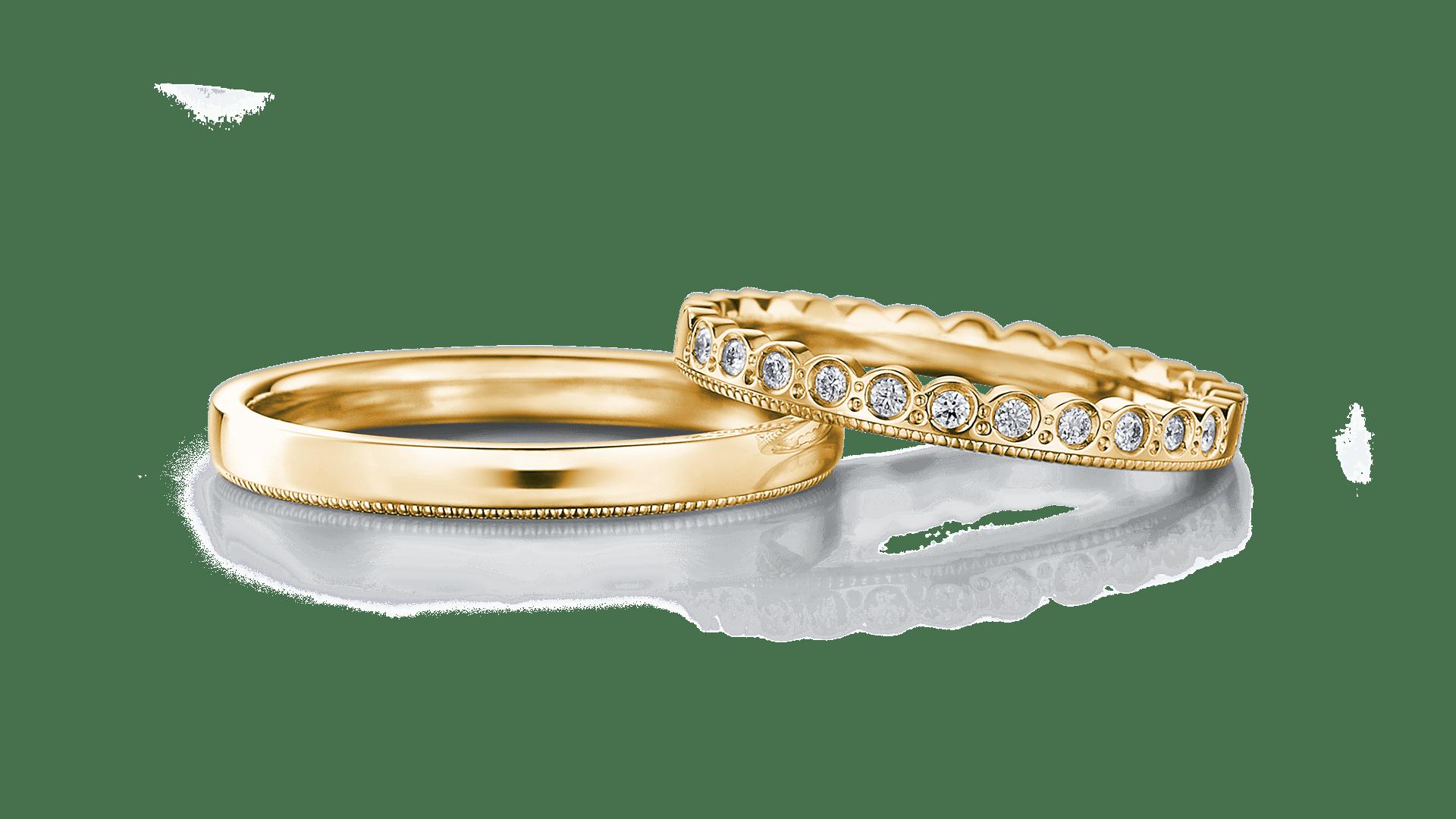 ariadne アリアドネ   結婚指輪サムネイル 1