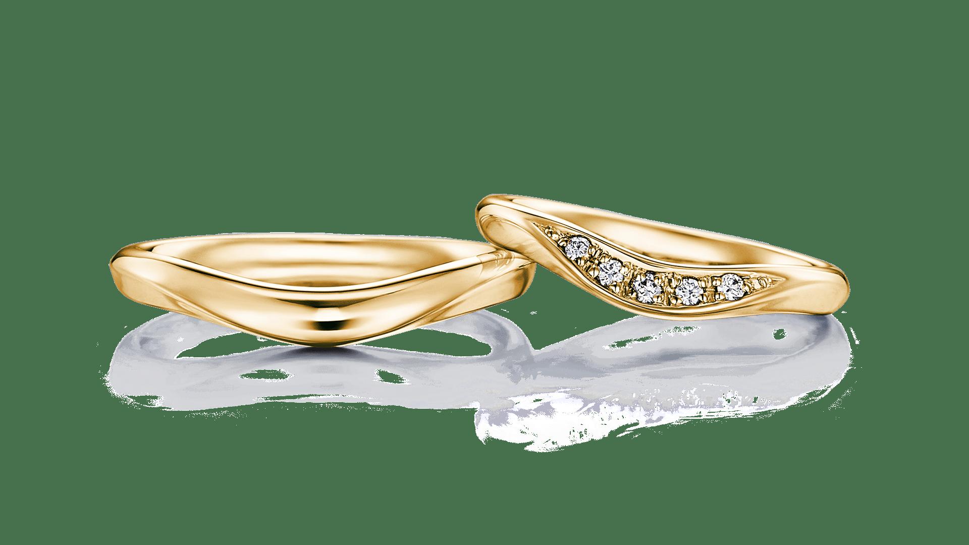 athena アテナ | 結婚指輪サムネイル 1