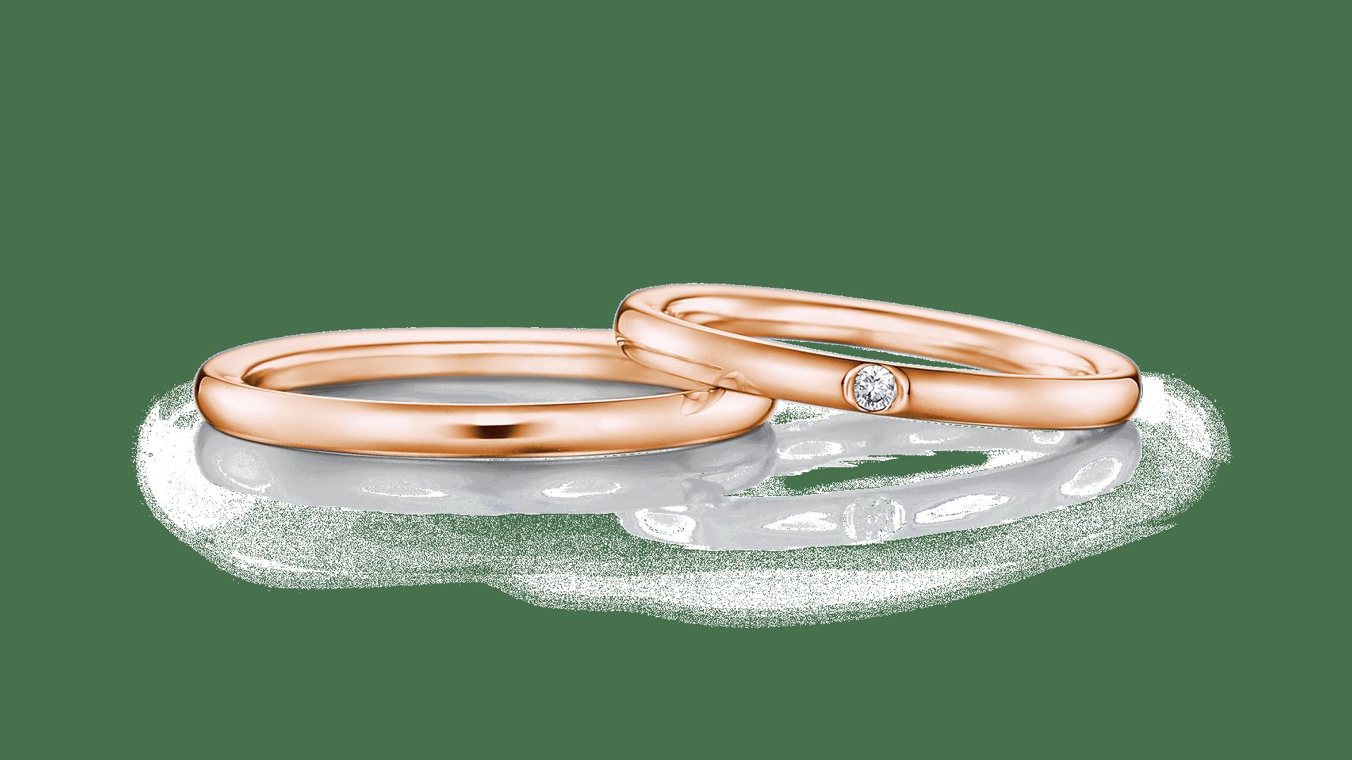 astra × DR1 アストラ×DR1 | 結婚指輪サムネイル 1