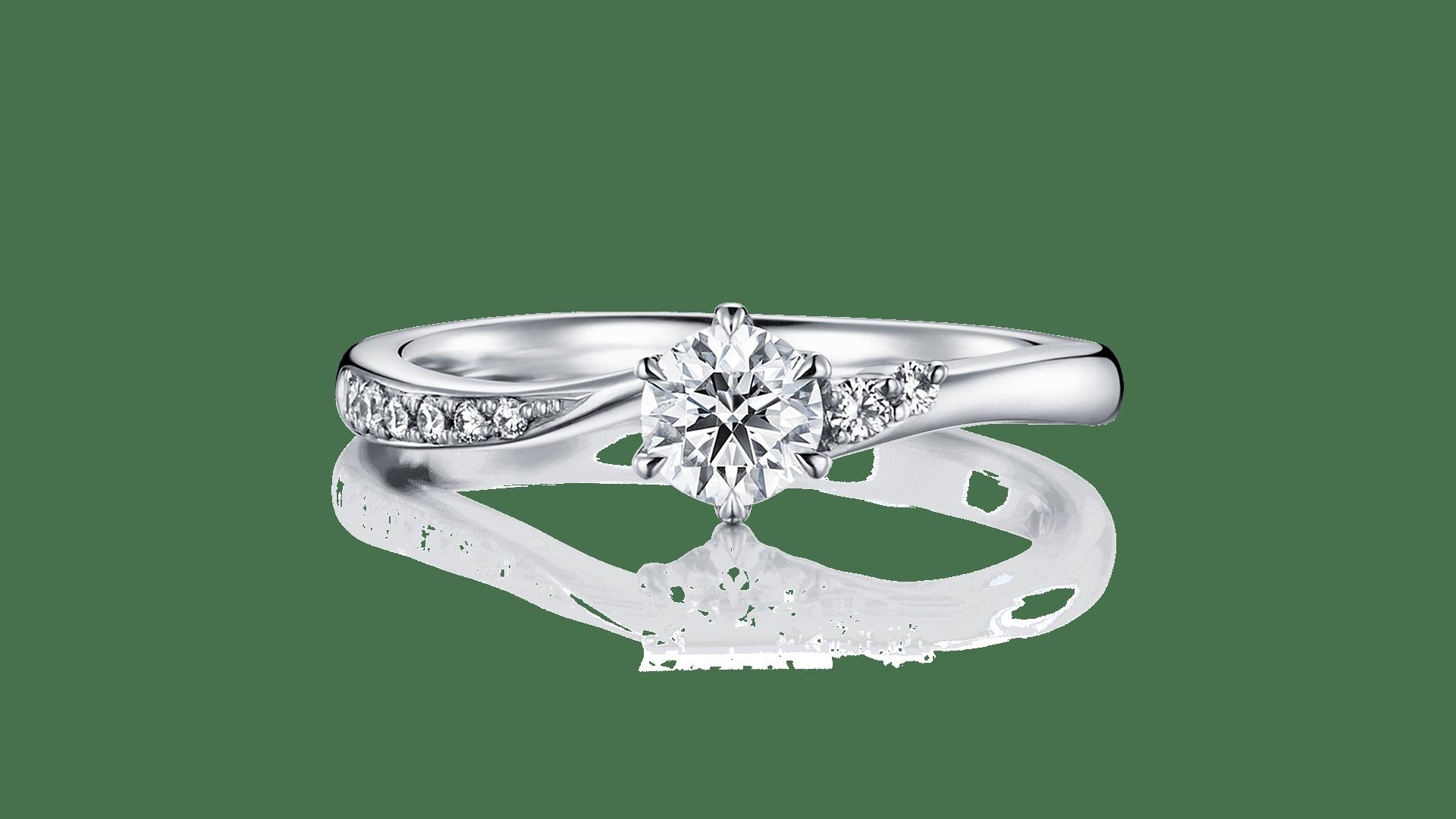 andromeda アンドロメダ | 婚約指輪サムネイル 1