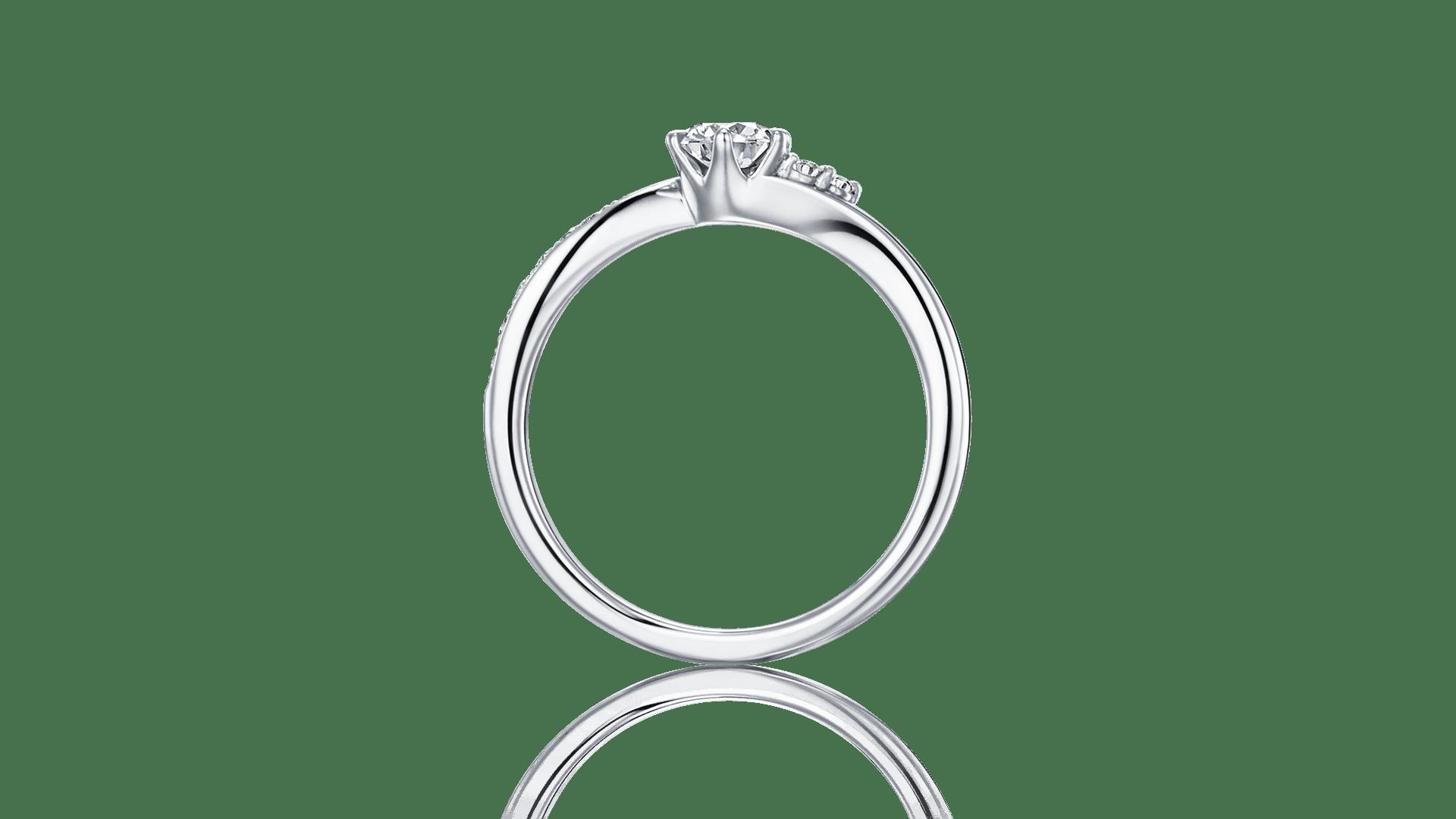 andromeda アンドロメダ | 婚約指輪サムネイル 2