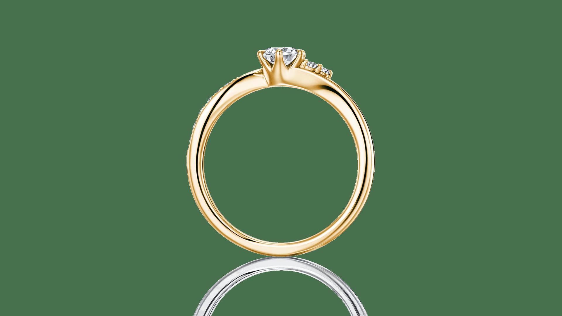 andromeda アンドロメダ   婚約指輪サムネイル 2