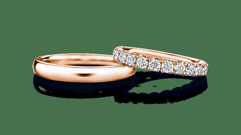 felicitas×selene フェリキタス(左)×セレーネ(右) | 結婚指輪