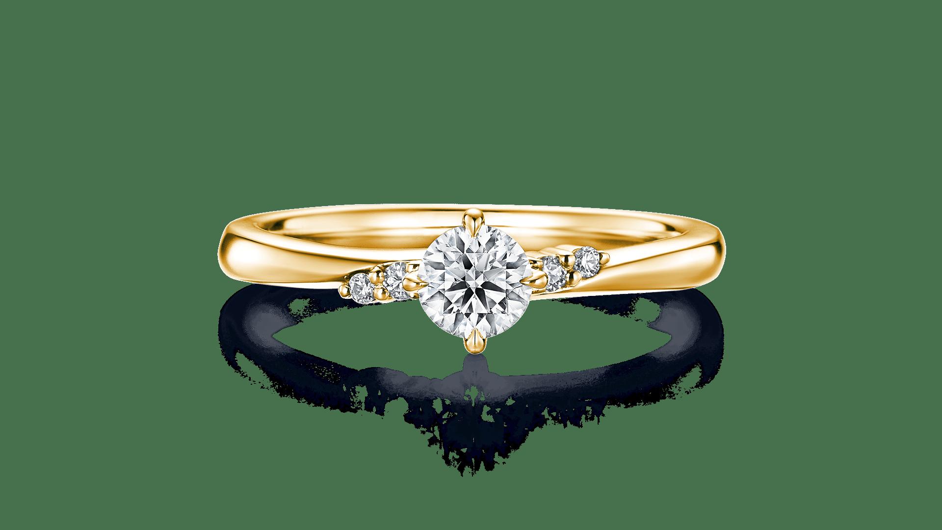 sagitta サジッタ | 婚約指輪サムネイル 1