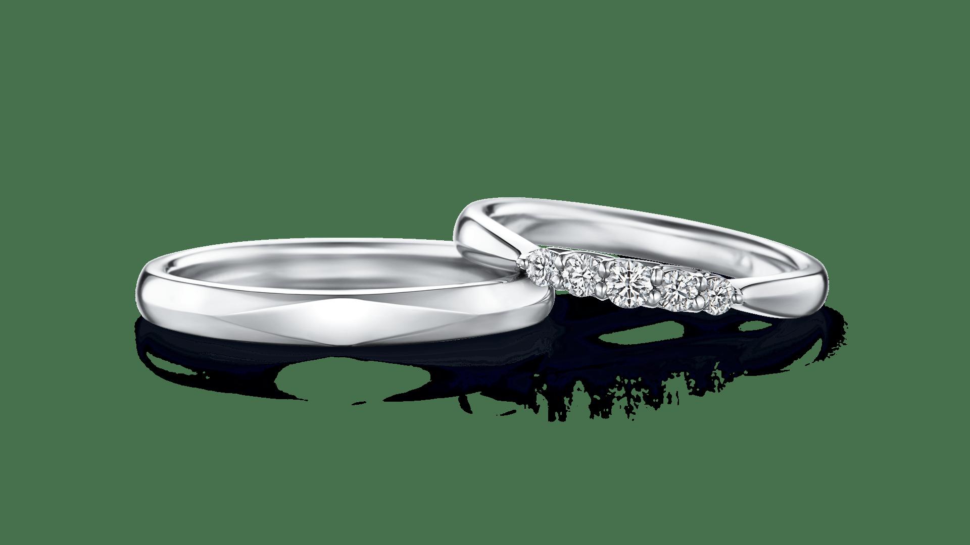nona ノーナ | 結婚指輪サムネイル 1