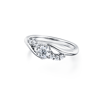 ATRIA アトリア 婚約指輪