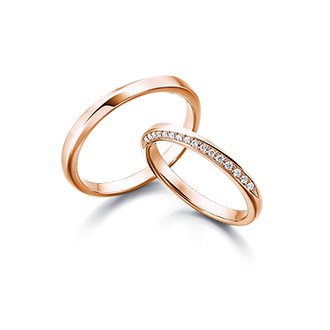 PSYCHE プシュケー 結婚指輪