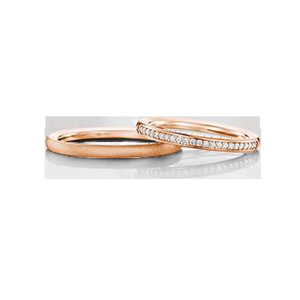 ASTRA H × 24D アストラH×24D ETOILE 結婚指輪