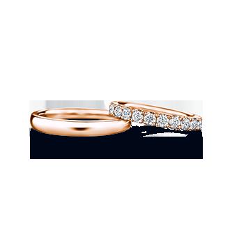 FELICITAS×SELENE フェリキタス(左)×セレーネ(右) 結婚指輪
