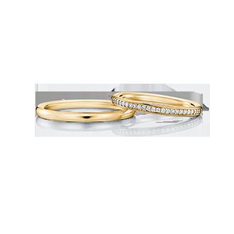 ASTRA P × 24D アストラP×24D ETOILE 結婚指輪