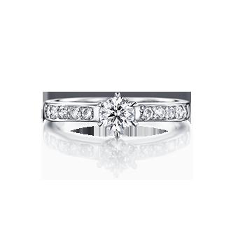 SCHADAR シャドル 婚約指輪