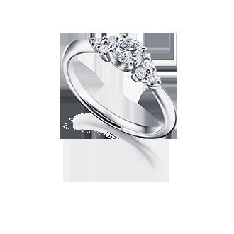 ALCYONE アルキオーネ 婚約指輪