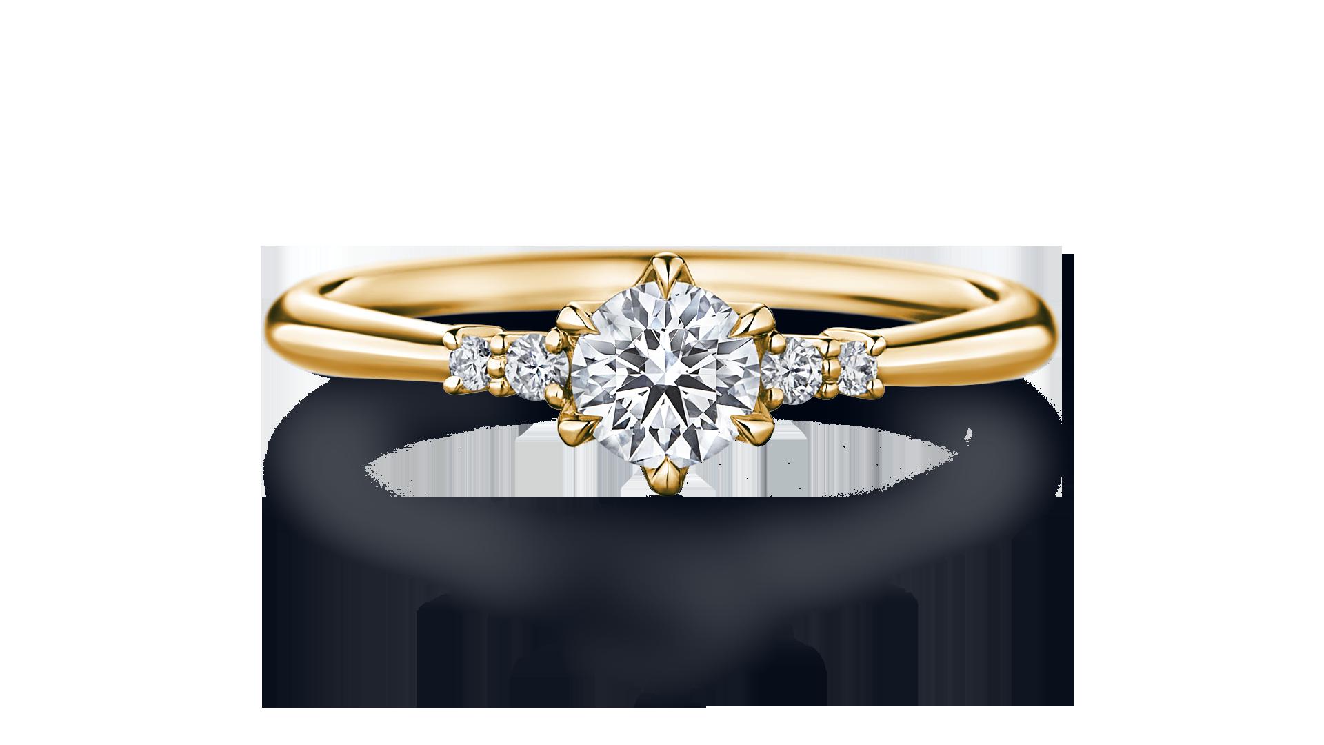 orion オリオン   婚約指輪サムネイル 1
