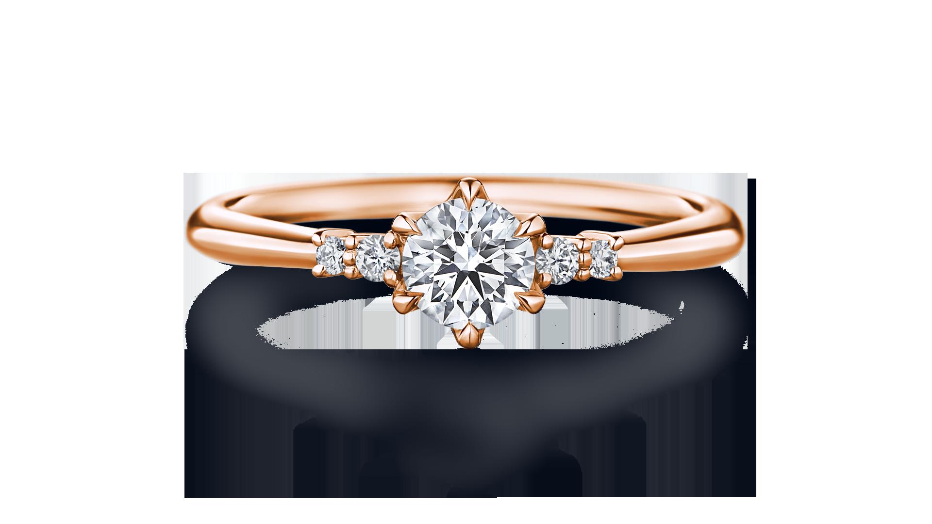 orion オリオン | 婚約指輪サムネイル 1