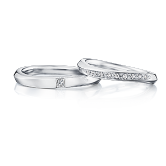 AEROS エアロス 結婚指輪