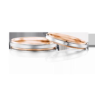 HARMONIA COMBINATION ハルモニア コンビネーション 結婚指輪
