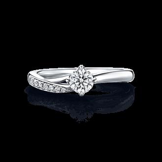 PLOUGH プラウ YEAR MODEL 婚約指輪