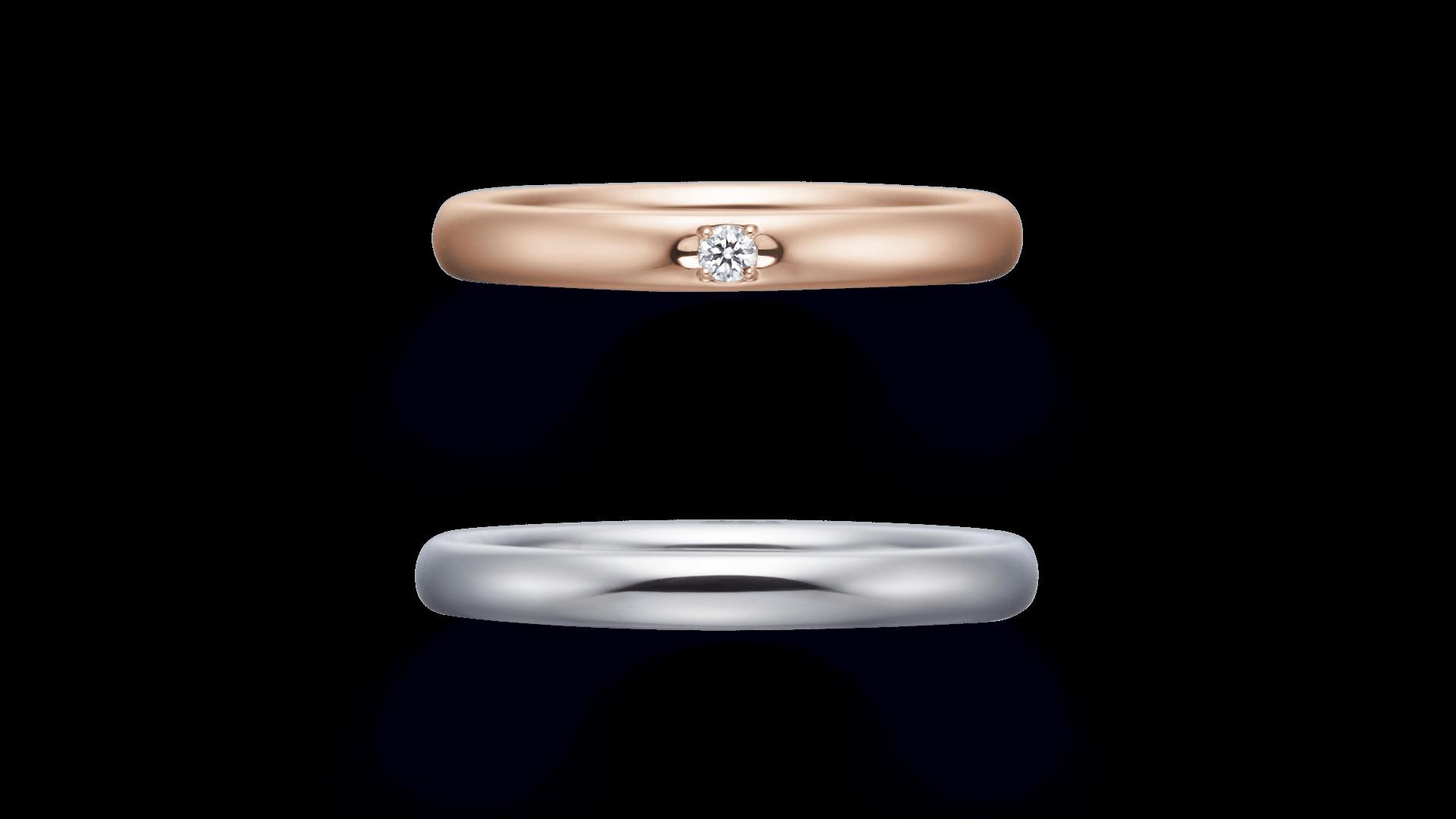 Origin Belief01 オリジンビリーフ01 | 結婚指輪サムネイル 1