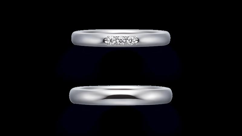 Origin Belief02 オリジンビリーフ02 | 結婚指輪