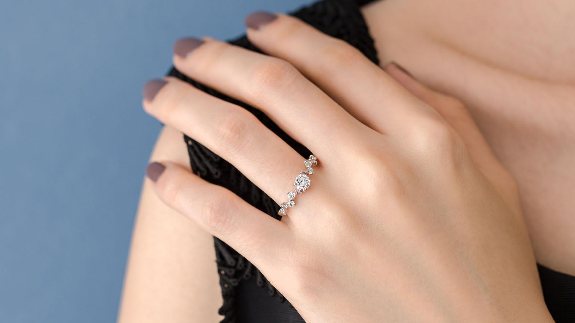 aries アリエス | 婚約指輪サムネイル 3