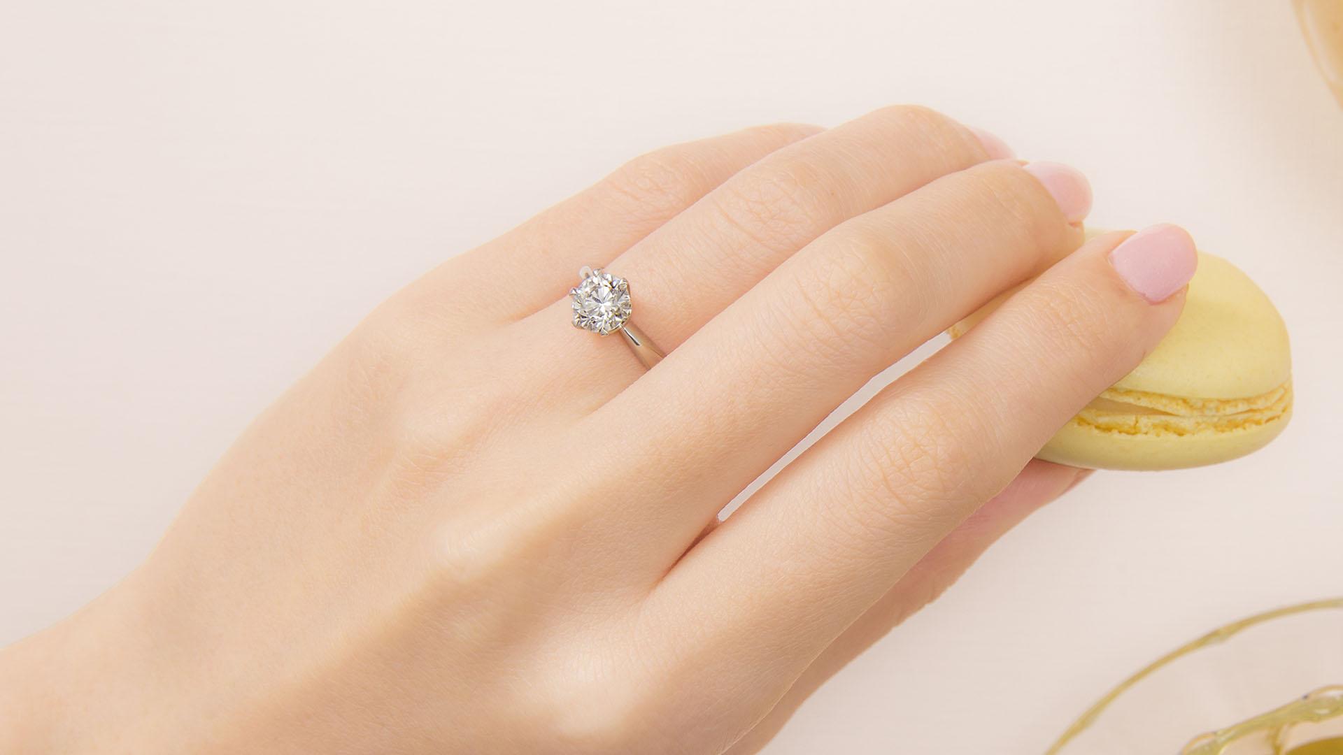 sirius シリウス | 婚約指輪サムネイル 3