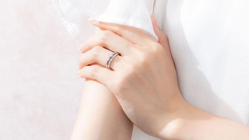 psyche プシュケー | 結婚指輪