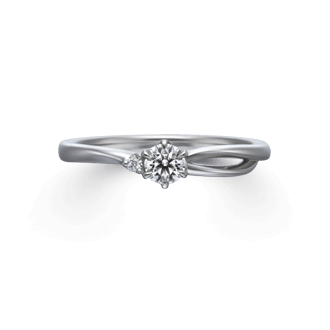 CAMPANULA カンパニュラ 婚約指輪