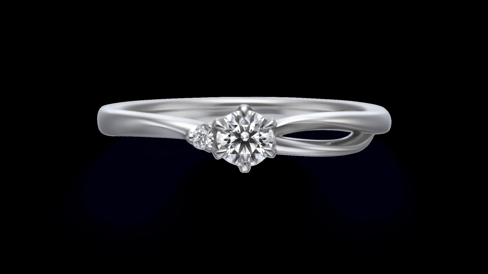 campanula カンパニュラ | 婚約指輪サムネイル 1