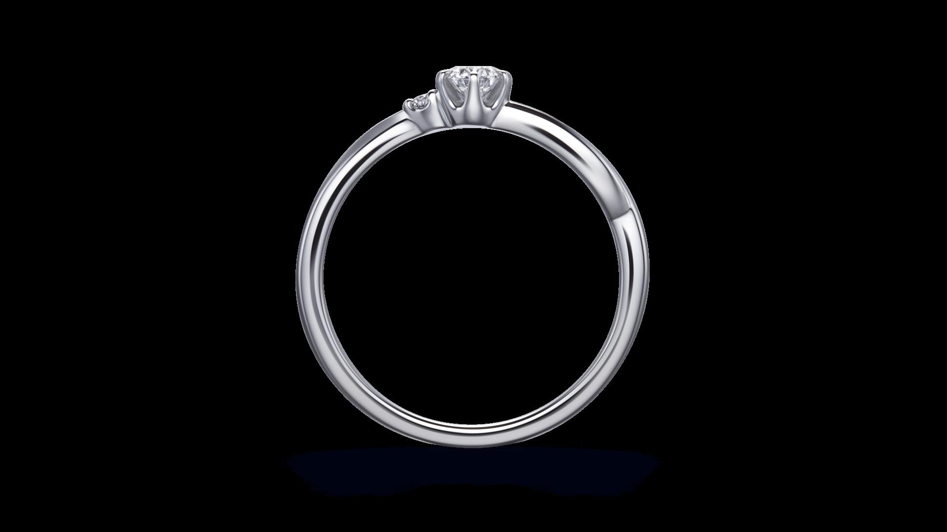 campanula カンパニュラ | 婚約指輪サムネイル 2