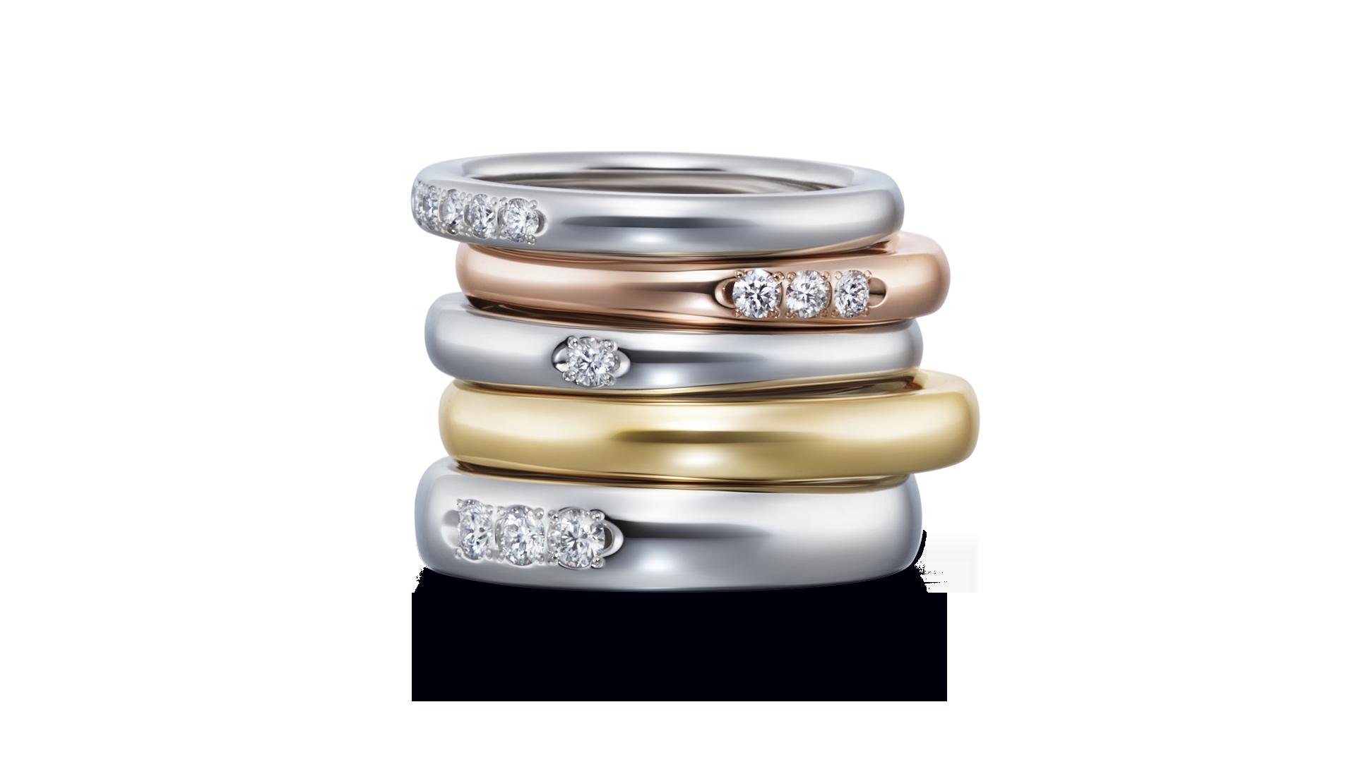 Origin Belief02 オリジンビリーフ02 | 結婚指輪サムネイル 3