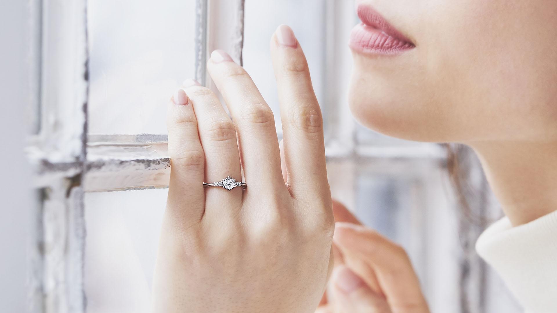 orion オリオン | 婚約指輪サムネイル 5
