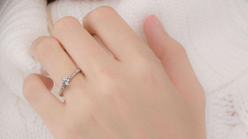sagitta サジッタ | 婚約指輪