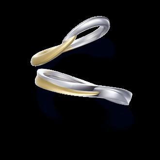 HOSHIAI 星逢 結婚指輪
