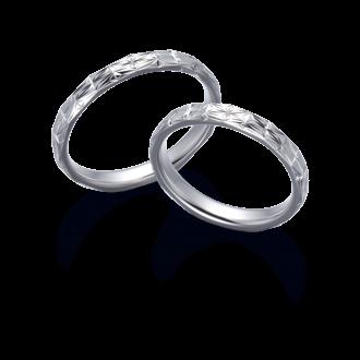 ASANOHA 麻の葉 結婚指輪