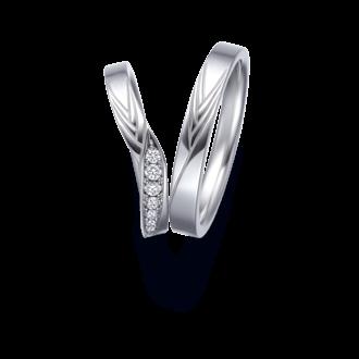 【NEW】HARUTSUKI 春月 結婚指輪