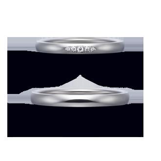 【NEW】TITANIUMJUNO ≪低アレルギー≫チタンユノー(9月14日発売) 結婚指輪