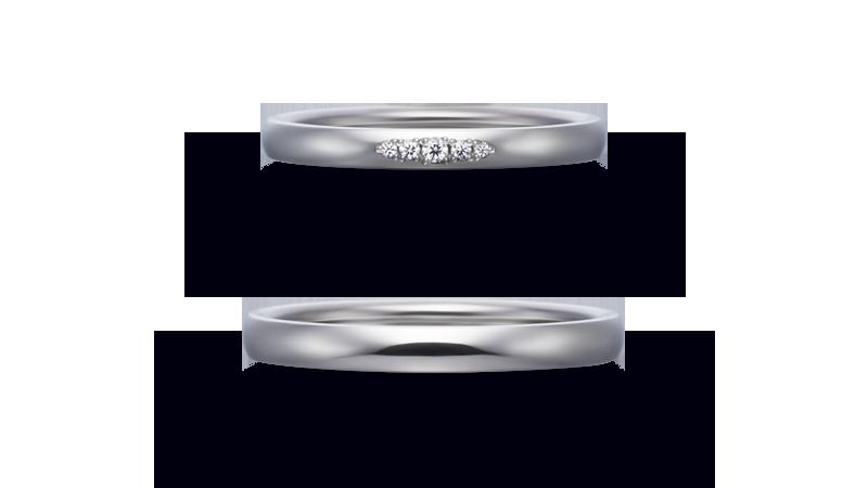 【NEW】TitaniumJuno ≪低アレルギー≫チタンユノー | 結婚指輪