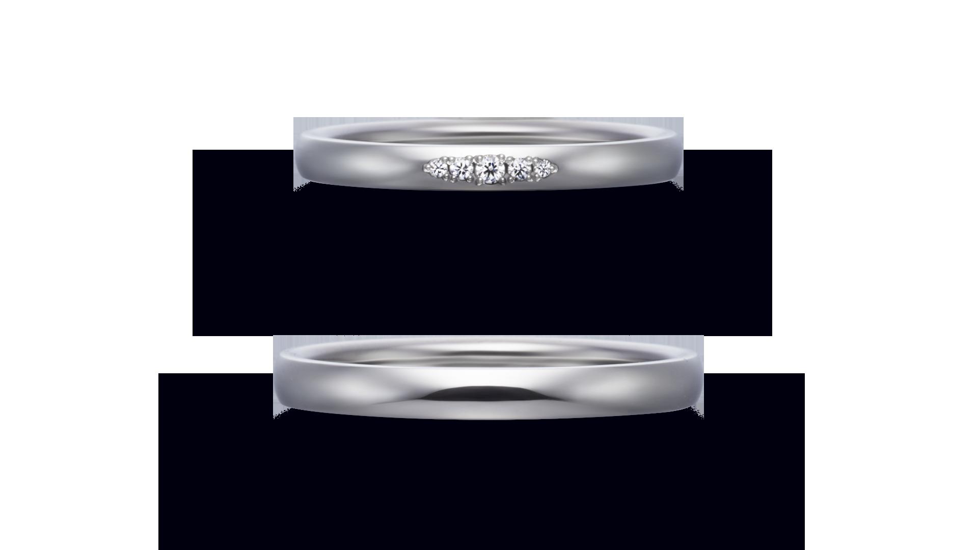【NEW】TitaniumJuno ≪低アレルギー≫チタンユノー(9月14日発売) | 結婚指輪サムネイル 1
