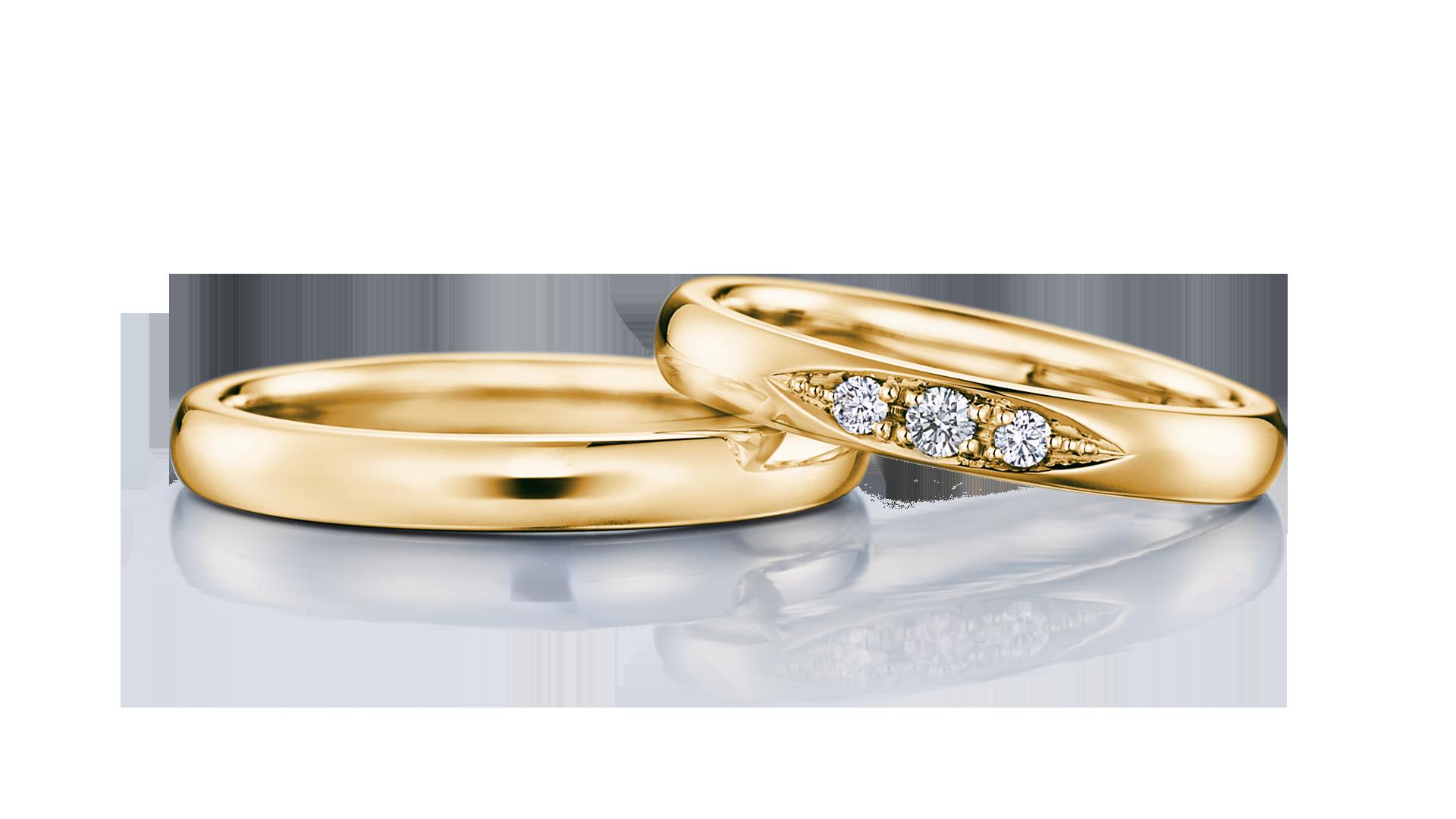 poseidon ポセイドン | 結婚指輪サムネイル 1